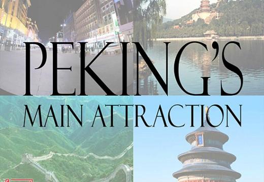 [Artikel] Peking's Main Attraction