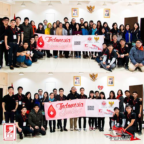 [Dokumentasi] Donor Darah : Indonesia Berbagi