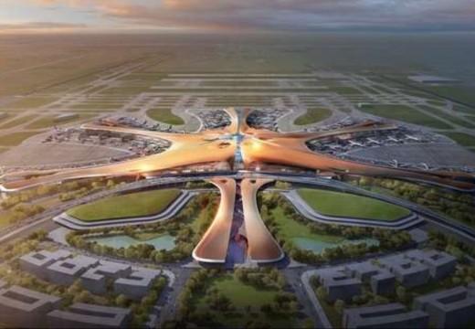 [Artikel] Tiongkok Akan Bangun Terminal Bandara Terbesar di Dunia