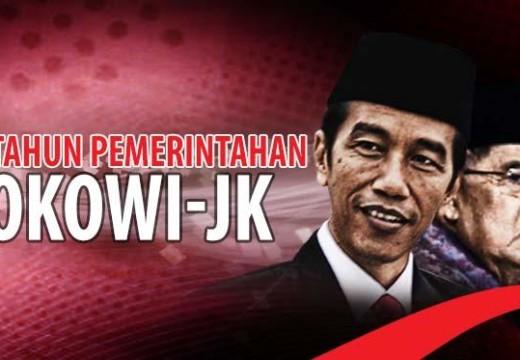Setahun Jokowi-JK, Proyek Transportasi Dikebut