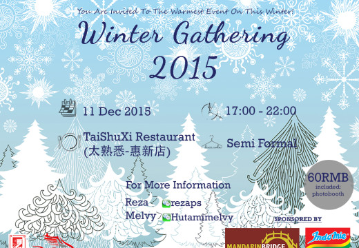 [Dokumentasi] Permit Winter Gathering 2015