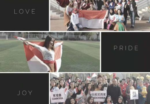 Indonesia Brings Pride in Beijing ASEAN Students Games 2018