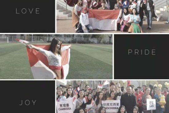 Indonesia Brings Pride in Beijing ASEAN Students Games 2018