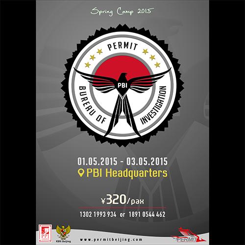 [Kegiatan] Spring Camp 2015 : PBI (PERMIT Bureau of Investigation)