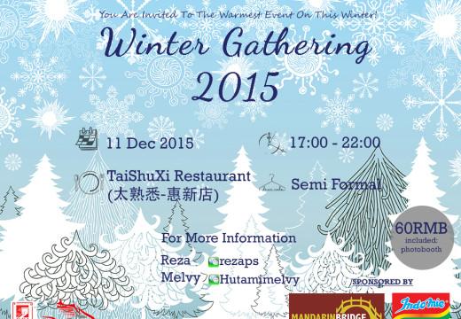 [Dokumentasi] Permit Winter Gathering 2015